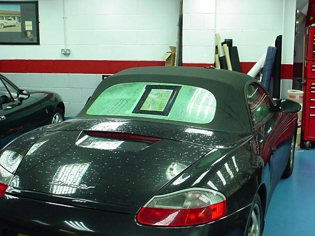 K baggs trimming porsche rear window replacement slideshow for 1999 porsche boxster window regulator